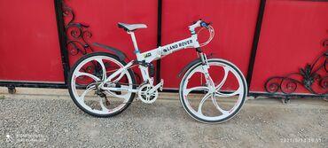 купить титановые диски на ниву в Кыргызстан: Срочно продаю спортивный велосипедМарки: LEND ROVER Скоростей 21