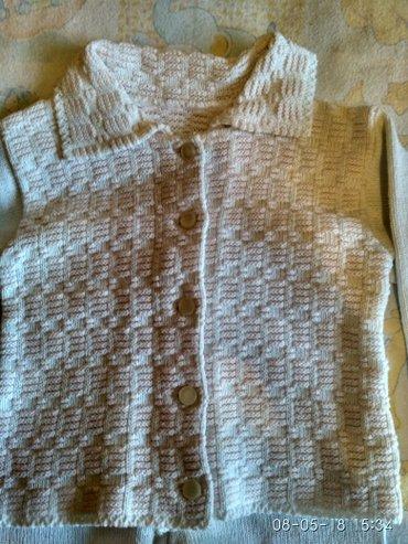 трикотажные кофты оптом в Кыргызстан: Трикотажный костюм на девочку 1-2 300 сом