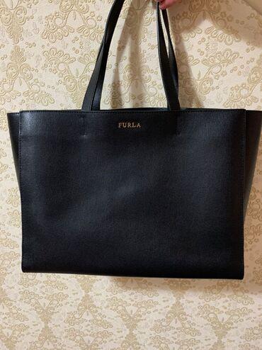 Продаю оригинальную сумку-шоппер FURLA Оригинал.Состояние
