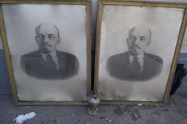 Продам старинные портреты Ленина со в Бишкек