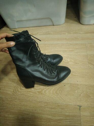 Мужская обувь - Джал: Кожаные ботинки. It' Korea. Деми
