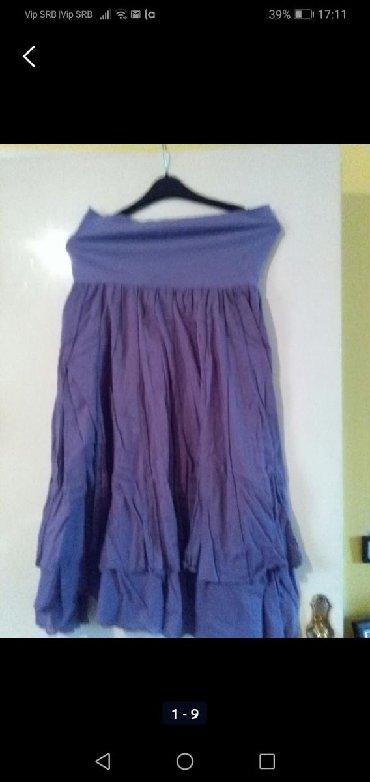 Suknja za krupnije dame