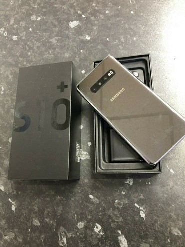 Brand new original Samsung Galaxy S10 Plus 256GB comes with 12 months σε Central Athens