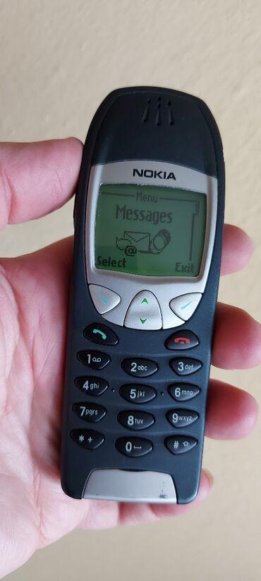 Elektronika - Vranje: Nokia 6210 kao nova bez mane na sve mreze, fabrika. cena extra