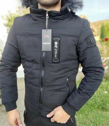 Muske zimske jakne, tople, imaju dzepoveMoze se skinuti posebno krzno