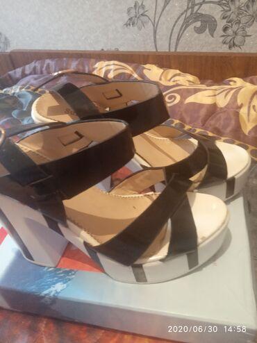 Женская обувь в Кемин: Басаножки черные