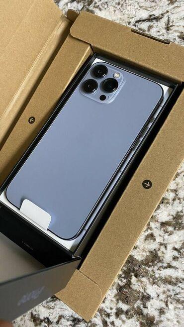 127 объявлений | ЭЛЕКТРОНИКА: IPhone 13 Pro Max | 1 ТБ | Голубой Новый | Беспроводная зарядка