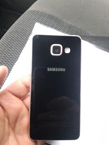 Samsung galaxy a3 - Азербайджан: Б/у Samsung Galaxy A3 2016 16 ГБ