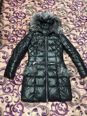 одежда больших размеров бишкек в Кыргызстан: Продаю зимнюю куртку, хорошего качества, состояние отличное 👍🏼 Размер
