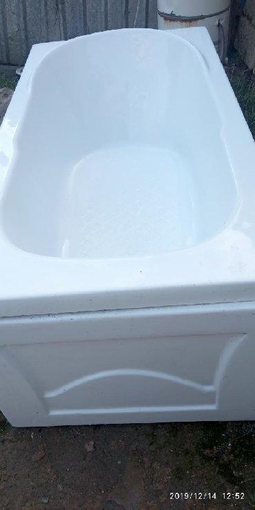 Vannalar, cakuzi - Azərbaycan: Hamam vannasi uzunluğu 130 eni 70 sm sır yenidir