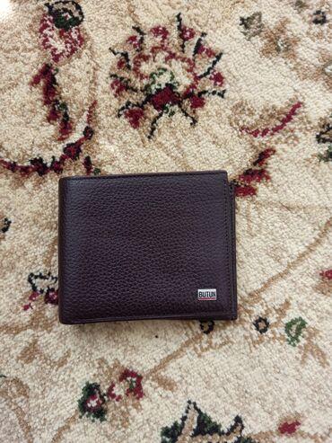 Продаю мужской кожаный кошелек Butun