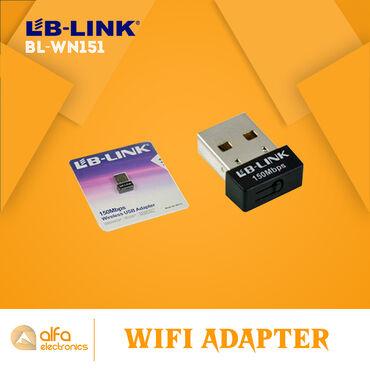 Məhsul: 150 Mbps Wireless N usb Adapter (wifi adapter)Brand