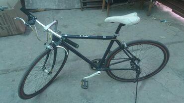 Продаю корейский велосипед сост хороший 6000