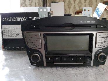 Автоэлектроника - Азербайджан: Maqnitafon hyundai ix35 üçün DVD/MPEG4 PLAYER. Maşin salondan alinib