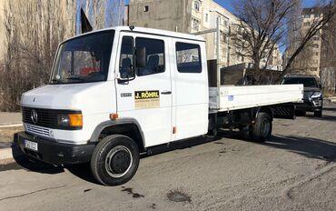 уаз бортовой в Кыргызстан: Мерс Гигант 611D Объём: 4.0турбина + интеркуллерДубль