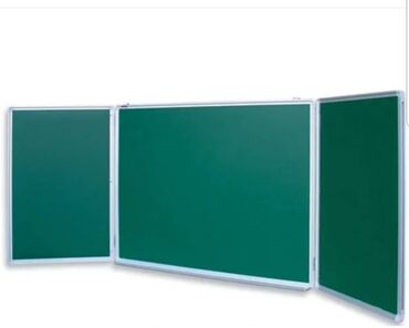 Доски стеклянная магнитно маркерная лаковые - Кыргызстан: Доски трех метровые мелова маркерные настенные! Так же имеется и