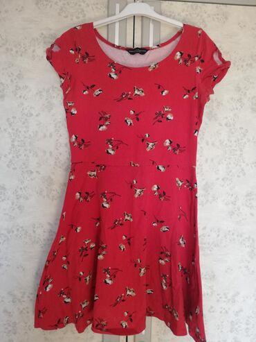 Haljina-crvena-ic - Srbija: Dorty Perkins crvena haljina