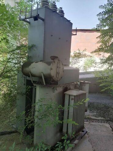 Электромонтажное оборудование - Бишкек: Трансформатор CDM 10-250/3300 пользовались 1год почти новый