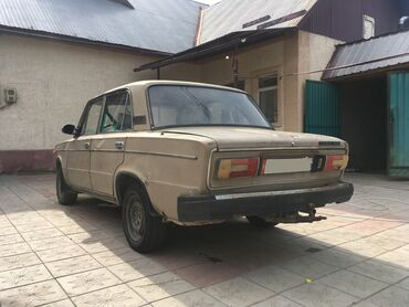 Транспорт - Кок-Джар: ВАЗ (ЛАДА) 2106 1.3 л. 1990   11111111 км