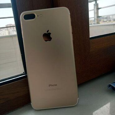 IPhone 7 Plus | 128 GB | Cəhrayı qızıl (Rose Gold) | İşlənmiş