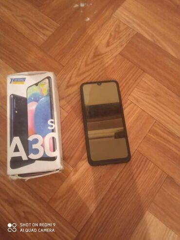 Электроника - Джал мкр (в т.ч. Верхний, Нижний, Средний): Samsung A30s   32 ГБ   Черный   Гарантия, Сенсорный, Отпечаток пальца