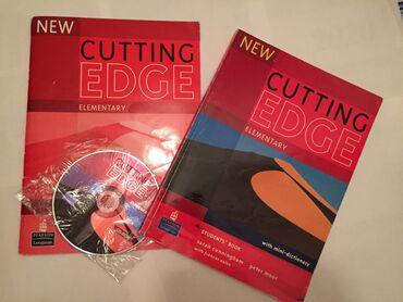 s 6 edge - Azərbaycan: Cutting Edge. Elementary səviyyə. İçində diski də var, yaxşı vəziyyətd