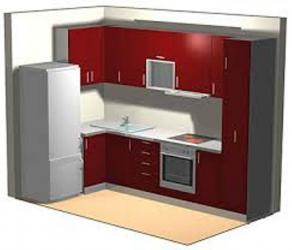 Izrada kuhinja, kuhinjskih elemenata i nameštaja (polica, ormana, - Beograd