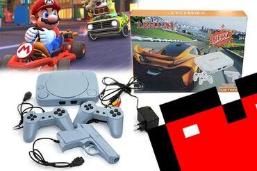 Sony 2 - Srbija: Retro konzola LH-1000Super cena 3500 dinaraKonzola sa 999 igrica