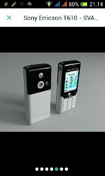 Sony Ericsson | Srbija: Sony ericsson t610 radi na sve mreze