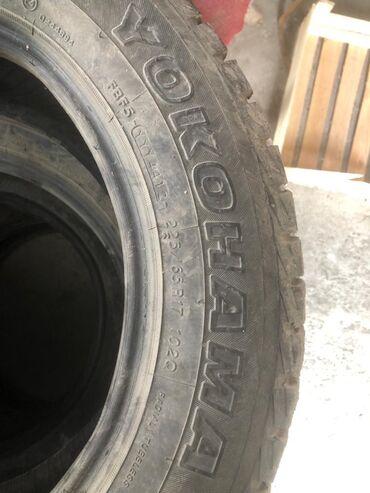 225 65 17 зимние шины в Кыргызстан: 225/65/17 Yokohama (Geolander)/ Йокогама (Геолэндер) Отличная жирная я