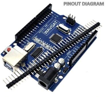UNO R3 (CH340G) MEGA328P для Arduino UNO R3