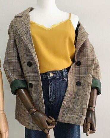 Продаю абсолютно новый пиджакПриведено из Кореи, качество КореяРазмер