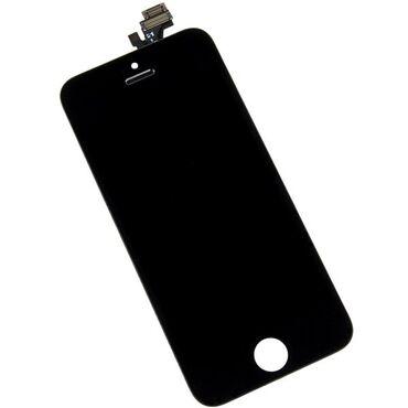 iphone 5 c в Азербайджан: Iphone 5 ekran temiri