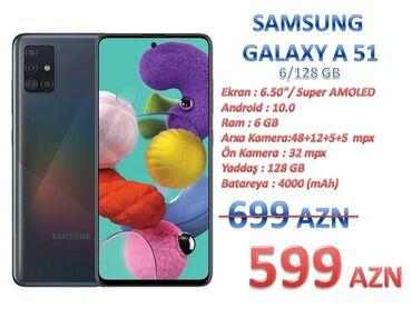 Samsung s 5 - Azərbaycan: Yeni Samsung A51 128 GB
