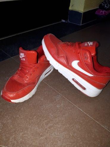 Ženska patike i atletske cipele   Kovacica: Patike zenske crvene,broj 39,jako malo nosene.Za ostale info.pitajte