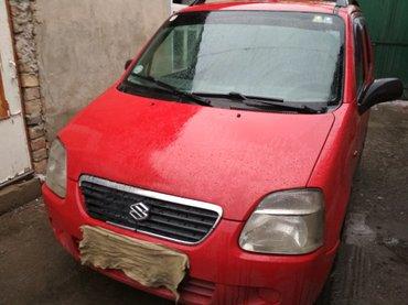 Suzuki Wagon R 2001 в Бишкек