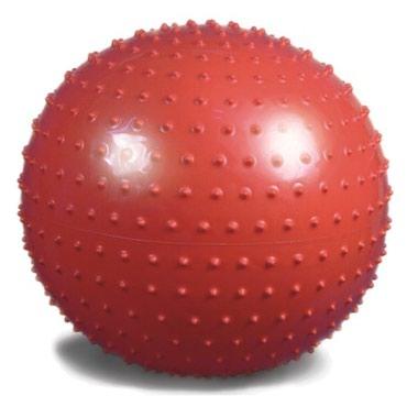 Фи́тбол — большой упругий мяч. Есть в в Бишкек