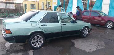 Mercedes-Benz 190 2 л. 1993