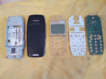 Nokia 3310 antik modeli ucun ehtiyat hisseleri. Qiymet sondur. - Bakı
