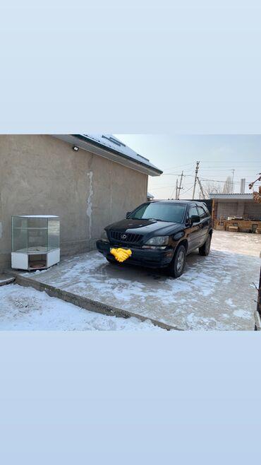 автомобильные шины для внедорожников в Кыргызстан: Lexus RX 3 л. 2000