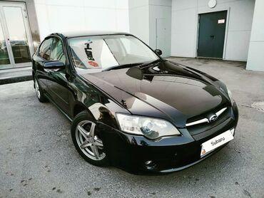 проба в Кыргызстан: Subaru Legacy 2 л. 2004 | 155000 км