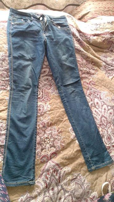 Брюки джинсовые за 300 в Бишкек
