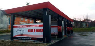 Autoperionica - Srbija: Prodaja samousluznih autoperionica,uvoz iz Poljske sa svim