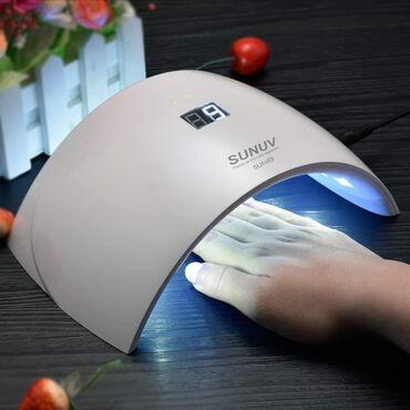 Lcd led - Srbija: UV Lampa za nokte LED 24W sa automatskim senzorom SUN9UV LED Lampa za