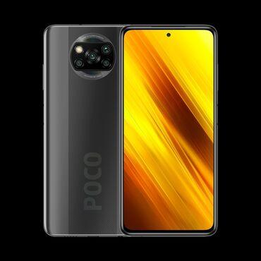 Xiaomi Poco X3 | 128 ГБ | Черный | Новый | Гарантия, Сенсорный, Отпечаток пальца