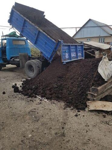 чернозем в Кыргызстан: Чернозем, чернозем для газона 8тон 4,5куба