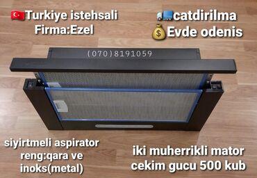 isiq tenzimleyici - Azərbaycan: Aspirator siyirtmeli aspirator her modellde movcuddur. iki perli