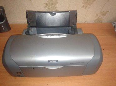 snpc - Azərbaycan: Epson stylus photo r220 a4 rəngli printeri satılır. Normal