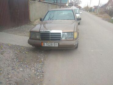 Mercedes-Benz GLA-class 2.3 л. 1988