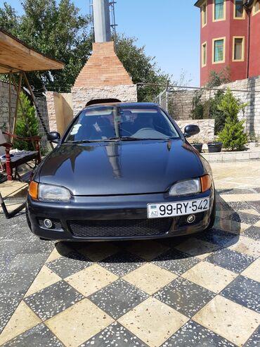 Avtomobillər - Azərbaycan: Honda Civic 1.6 l. 1992 | 197600 km